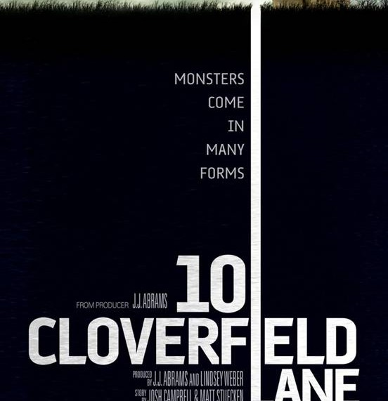 10 CLOVERFIELD LANE HAS A TRAILER FOR YOU TO WATCH!