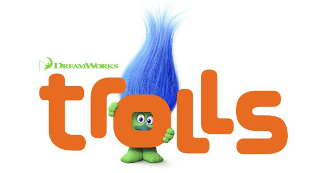 """""""TROLLS"""" has released its first trailer!"""