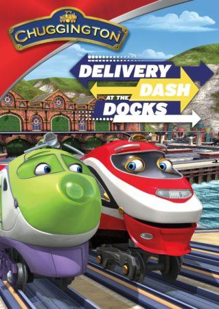 CHUGGINGTON: DELIVERY DASH AT THE DOCKS | AndersonVision