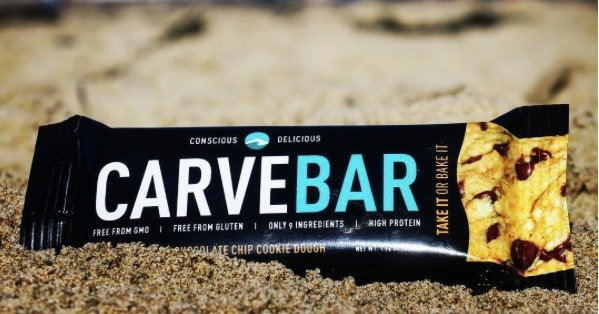 LA Surfer Launches New Gluten-Free Nutrition Carve Bar for Surfers 1