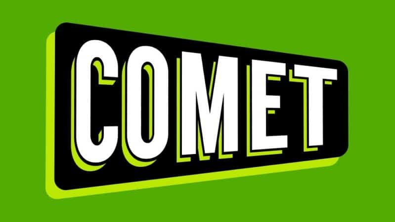 CHECK OUT WHAT'S COMING TO COMET TV in JANUARY! 1