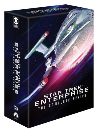 STAR TREK: ENTERPRISE - THE COMPLETE SERIES 1
