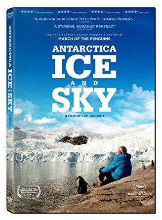 ANTARCTICA: ICE AND SKY 1