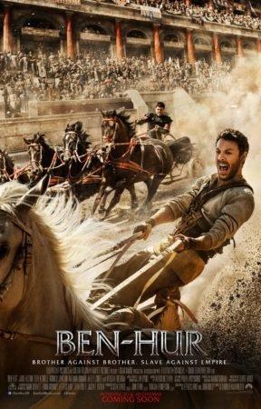 THE WORST OF 2016: 2) Ben-Hur (2016) 1