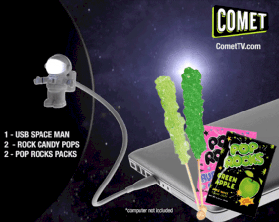 COMET TV has new shows to air in January 2017. Plus, a contest! 1