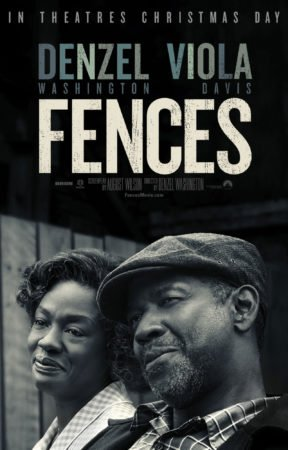 Top 25 of 2016: 18) Fences 1
