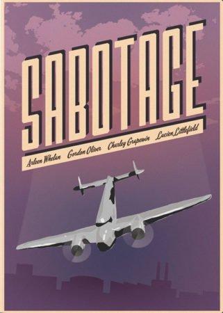 SABOTAGE (1939) 1