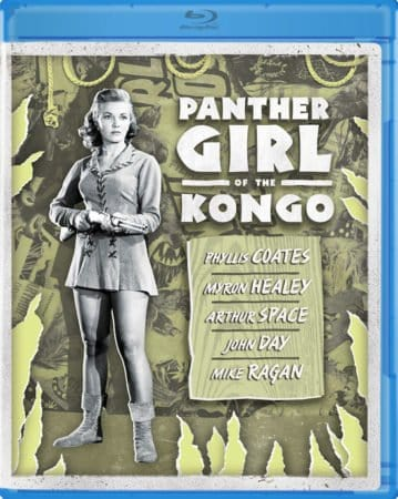 PANTHER GIRL OF THE KONGO 1