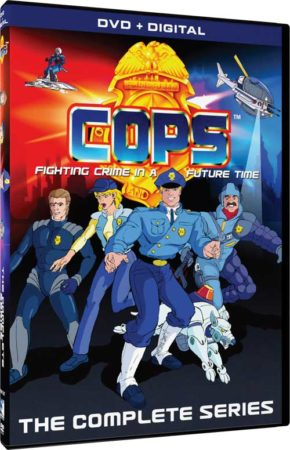 C.O.P.S. THE COMPLETE SERIES 1