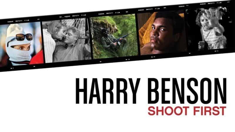 HARRY BENSON: SHOOT FIRST 1