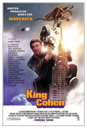 """""""KING COHEN"""" to screen as official selection at DOC NYC and VIENNALE film festivals! 1"""