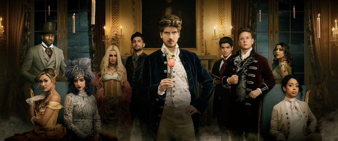 """YOUTUBE REVEALS ALL-STAR CAST FOR SECOND SEASON OF """"ESCAPE THE NIGHT"""" STARRING JOEY GRACEFFA 1"""