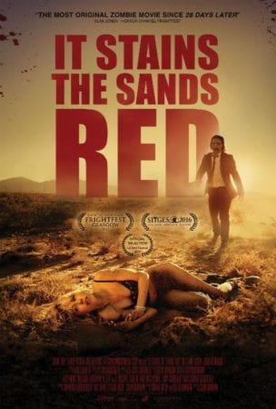 IT STAINS THE SAND RED TRAILER IS HERE! 1