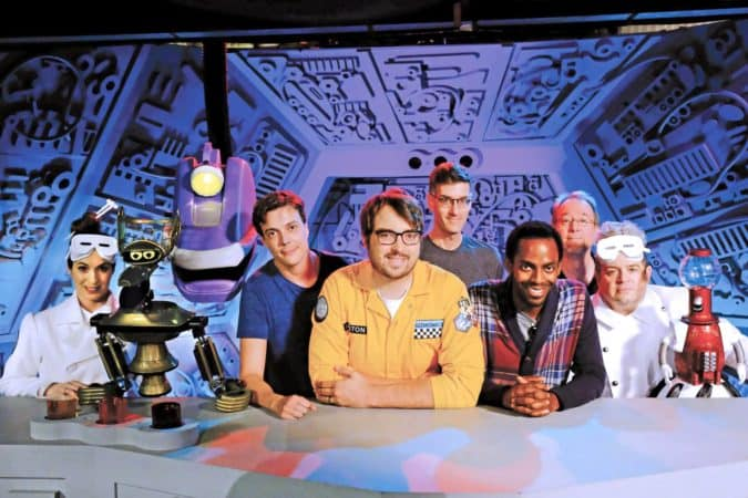 Unveiling of First MST3K Products Unveiled Following Netflix Launch! 1