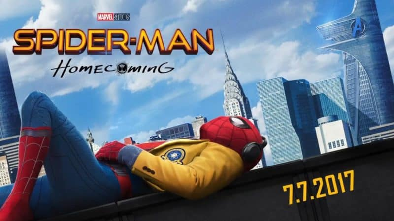 SPIDER-MAN: HOMECOMING 1