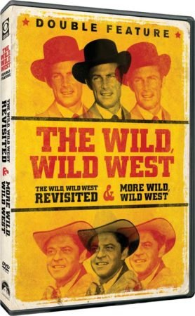 WILD WILD WEST REVISITED & MORE WILD WILD WEST 1