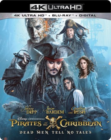 PIRATES OF THE CARIBBEAN: DEAD MEN TELL NO TALES 1