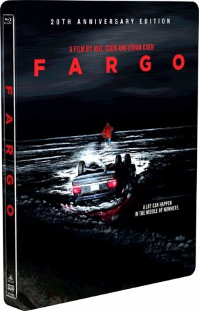 FARGO: 20TH ANNIVERSARY (STEELBOOK) 1