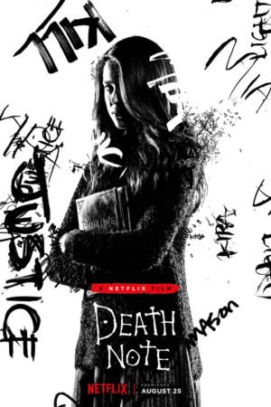 DEATH NOTE has a new poster for MIA 1