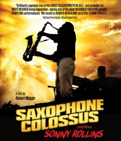 SONNY ROLLINS - SAXOPHONE COLOSSUS 1