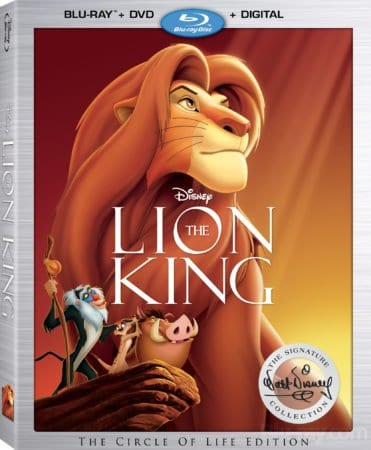 LION KING, THE: SIGNATURE COLLECTION 1