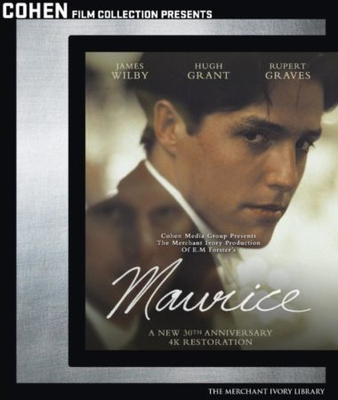 30th Anniversary Edition of MAURICE Comes to Blu-ray on 9/5 1