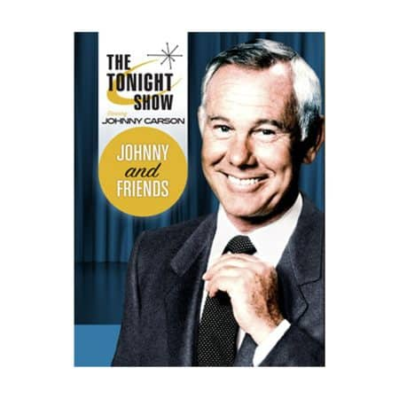 TONIGHT SHOW STARRING JOHNNY CARSON, THE: JOHNNY AND FRIENDS (10 DVD SET) 1