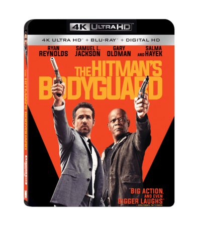 The Hitman's Bodyguard - Starring Ryan Reynolds and Samuel L. Jackson - Digital HD 11/7 and Blu-ray 11/21 - CHECK OUT THE NSFW TRAILER! 1