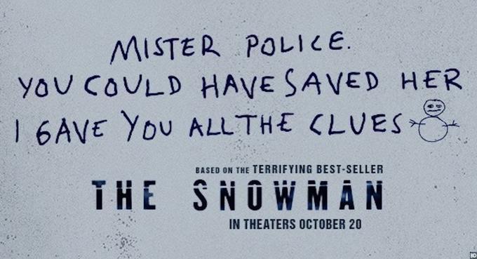 SNOWMAN, THE (2017) 1