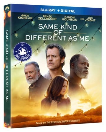 SAME KIND OF DIFFERENT AS ME arrives on Digital February 6th and Blu-ray & DVD February 20th 1
