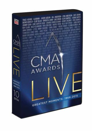 CMA AWARDS LIVE: GREATEST MOMENTS 1968-2015 1