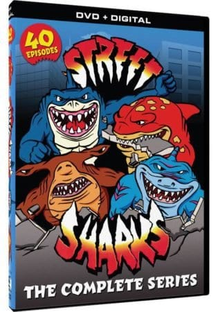 STREET SHARKS: THE COMPLETE COLLECTION 1