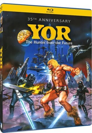 YOR: THE HUNTER FROM THE FUTURE - 35TH ANNIVERSARY EDITION 1