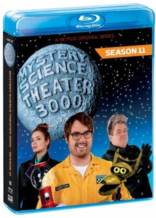 """""""Mystery Science Theater 3000: Season Eleven"""" Makes its Blu-ray and DVD Debut April 17th from Shout! Factory 1"""