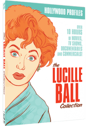 LUCILLE BALL COLLECTION 1