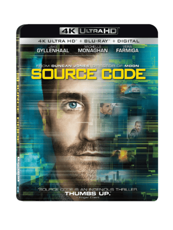 Source Code arrives on 4K Ultra HD™ Combo Pack (plus Blu-ray™ and Digital) May 8 1