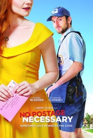 First Feature Film to Debut on the Blockchain   NO POSTAGE NECESSARY 1
