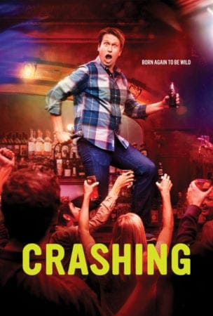 Pete Holmes Returns in Crashing: Season 2 Available for Digital Download 4/9! 1