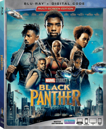 WEEKEND ROUNDUP: BLACK PANTHER ON DIGITAL, SHOW DOGS, DREAMWORKS ON AMAZON, GAME OF THRONES MOTHER'S DAY and more! 1