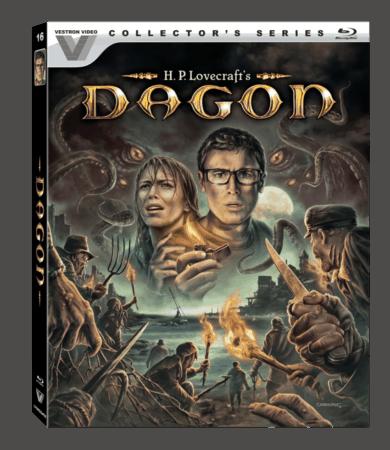 Vestron's Dagon Coming to Blu-ray 7/24 1