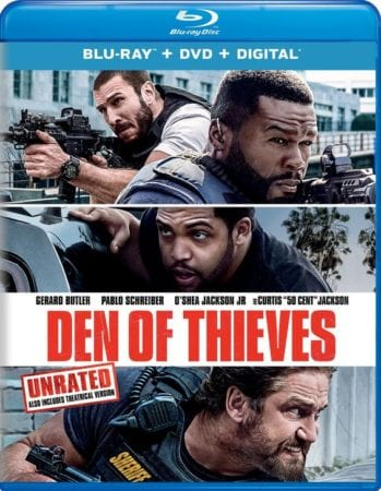 """ENTER TO WIN A BLU-RAY COMBO PACK OF """"DEN OF THIEVES"""" 1"""