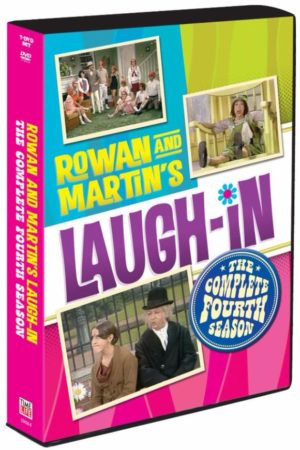 ROWAN AND MARTIN'S LAUGH-IN: THE COMPLETE FOURTH SEASON 1