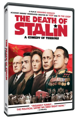 THE DEATH OF STALIN comes to DVD & Digital June 19th 1