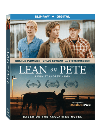 Lean on Pete Coming to Blu-ray & DVD 7/10 1