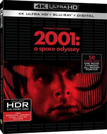 Stanley Kubrick's 2001: A Space Odyssey To Be Released on 4K Ultra HD 1