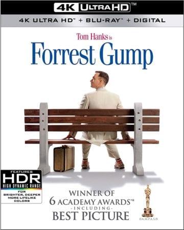 FORREST GUMP (4K UHD) 1