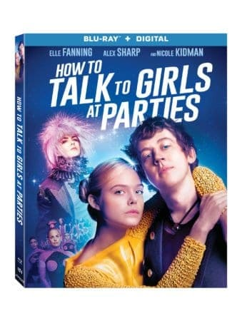How to Talk to Girls at Parties arrives on Blu-ray™ (plus Digital) and DVD 8/14 1