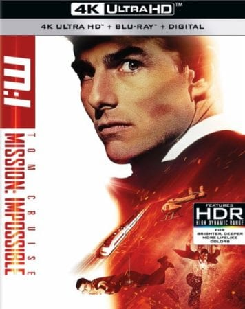 MISSION: IMPOSSIBLE (4K UHD) 1