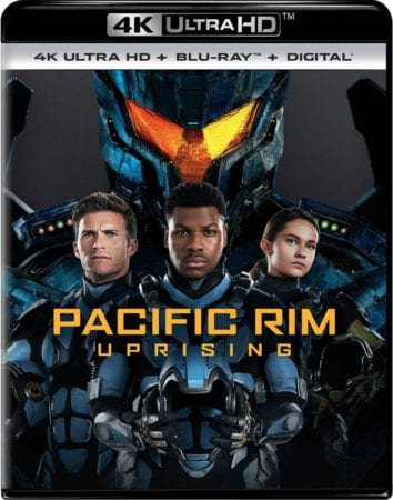 PACIFIC RIM UPRISING (4K UHD) 1