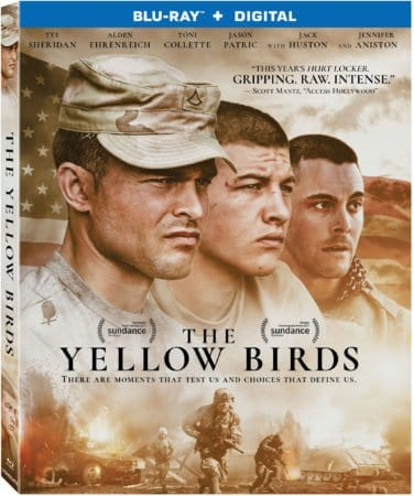 The Yellow Birds arrives on Blu-ray™ (plus Digital), DVD, and Digital August 14 1